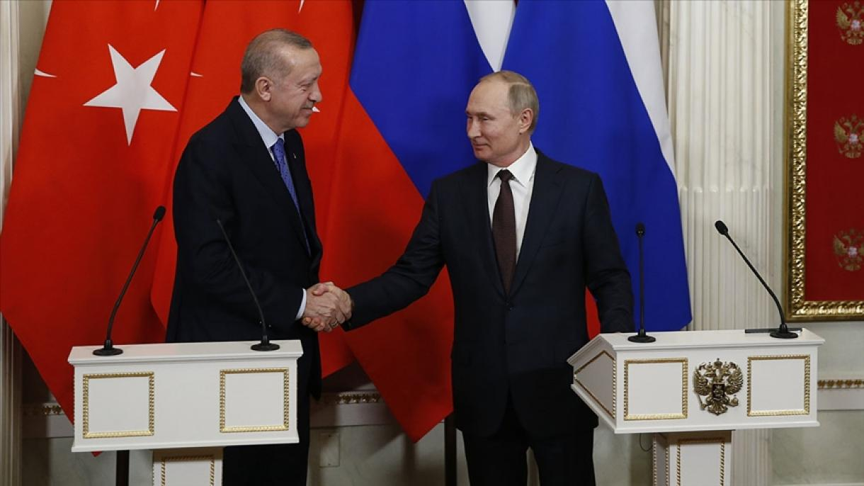 U Sočiju počeo sastanak Erdogana i Putina