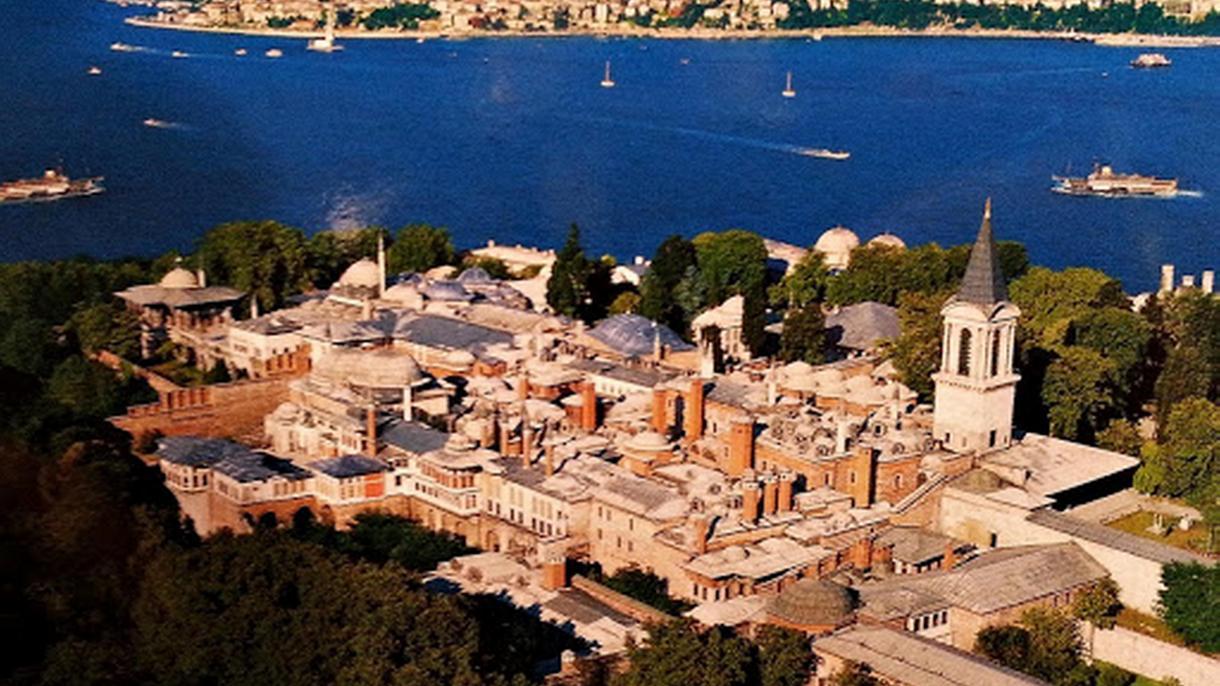 Da li ste znali da je Topkapi Saraj jedan od najvećih muzeja na svijetu