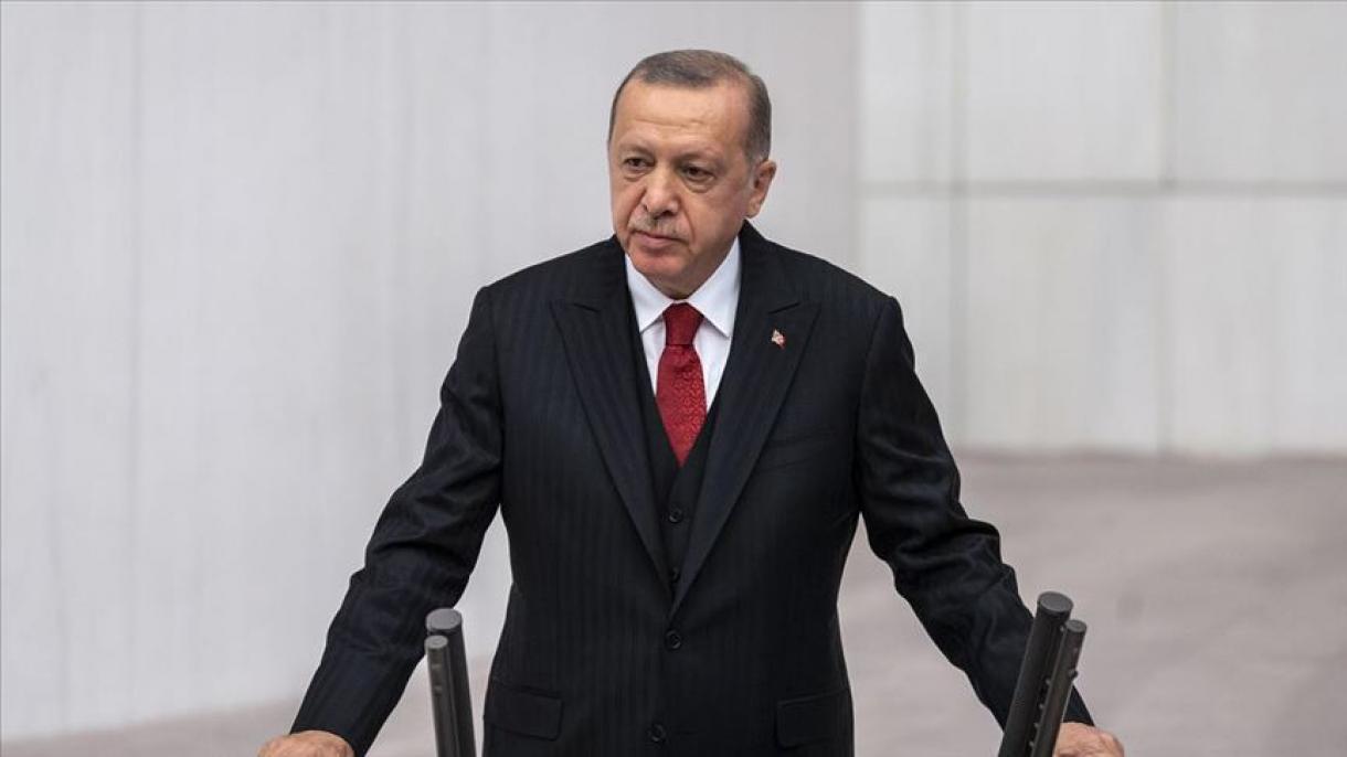 Erdogan: Turska će nastaviti podržavati Azerbejdžan u svakom smislu