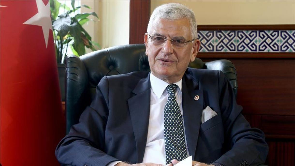 L'ambassadeur turc a mené une campagne difficile pour accéder à la présidence de l'AG de l'ONU