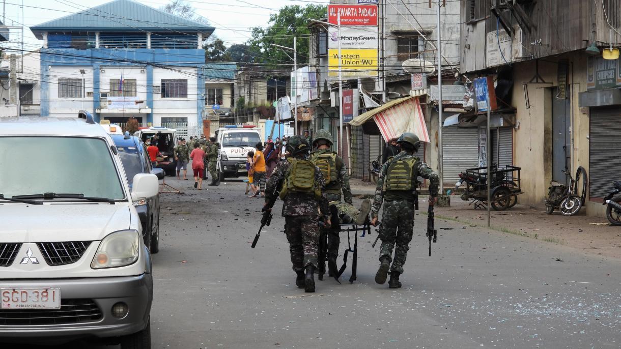Dua Serangan Bom di Selatan Filipina, Angka Kematian Meningkat