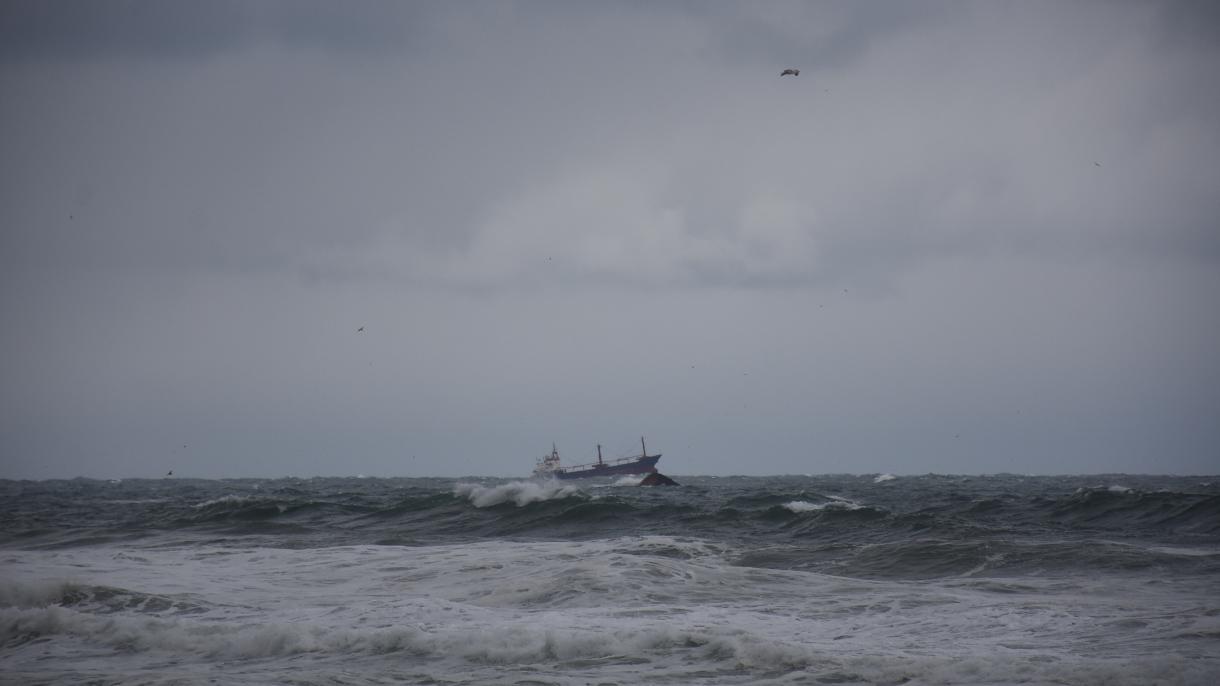 KOD TURSKE OBALE! Ruski brod potonuo u Crnom moru