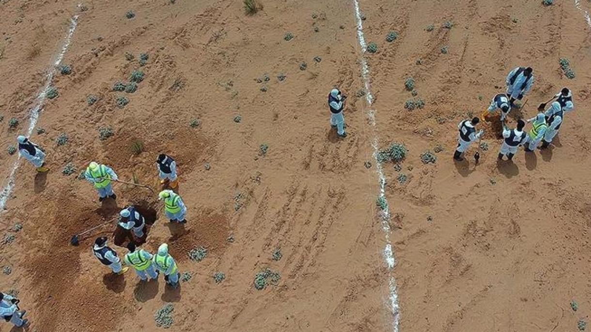 Dalam 40 Hari, 225 Mayat Telah Dikeluarkan dari Kuburan Massal di Libya