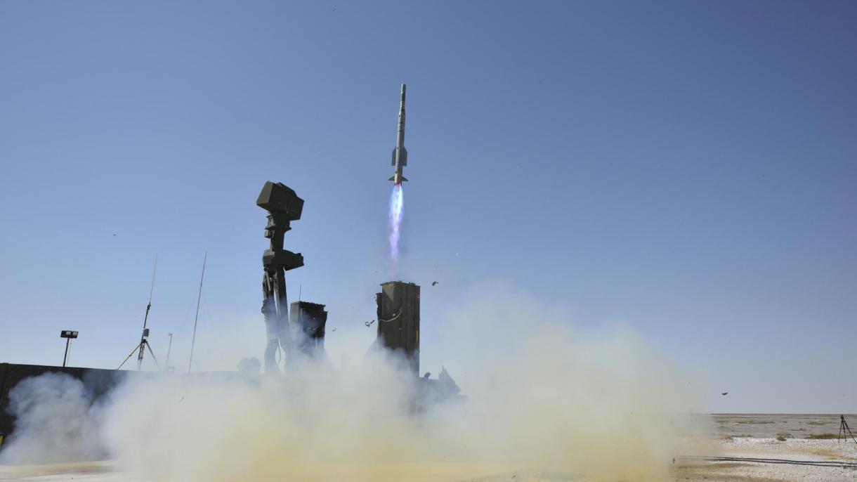 "Uspiješno testiran turski sistem protuzračne odbrane ""HISAR-O+"""