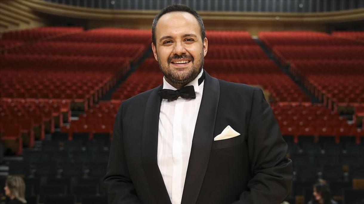 イタリア】 トルコ人テノールが4つのオペラ作品で主役を演じる | TRT ...