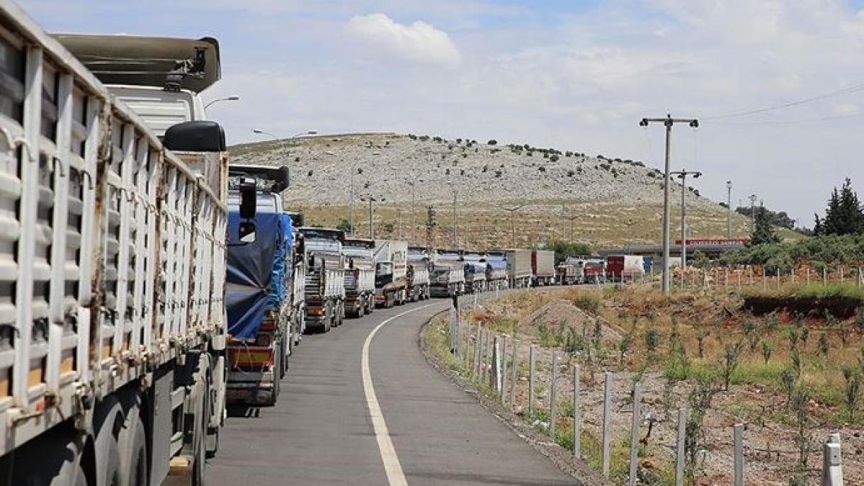 UN u Idlib poslao 51 šleper humanitarne pomoći