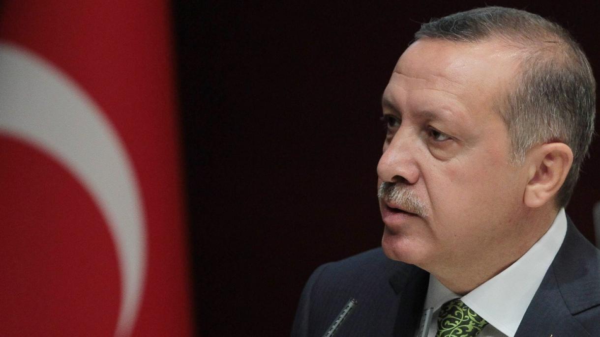Recep Tayyip Erdogan tour