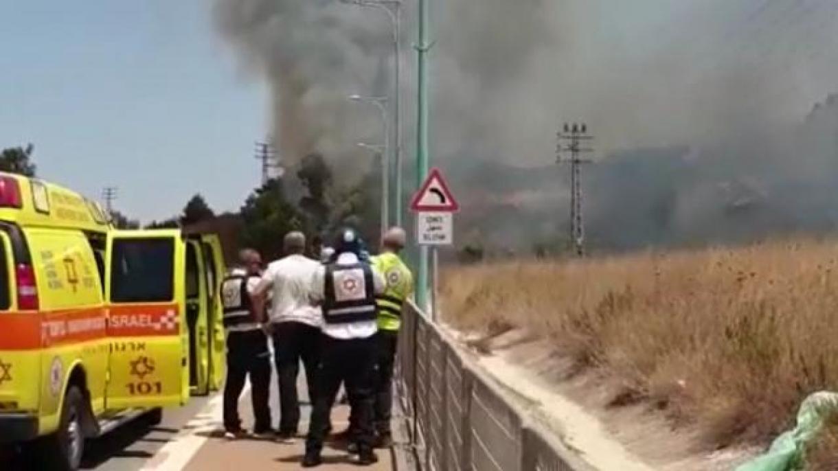 Tri rakete lansirane iz Libana na Izrael