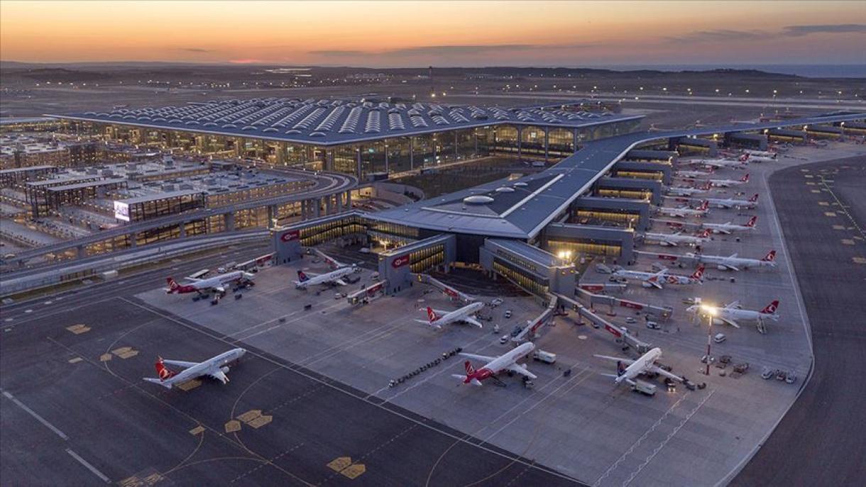 Od januara do septembra ove godine 30 miliona putnika letjelo preko aerodroma u Istanbulu