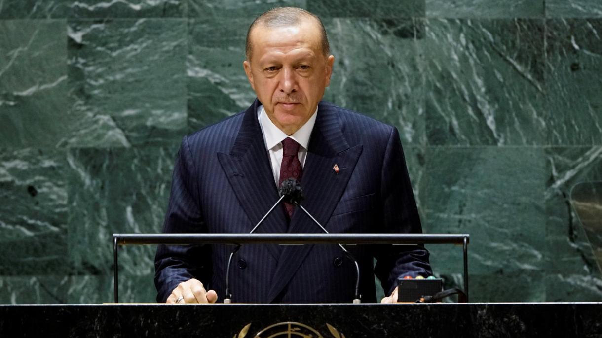 Erdogan u UN-u: Svijet je veći od pet