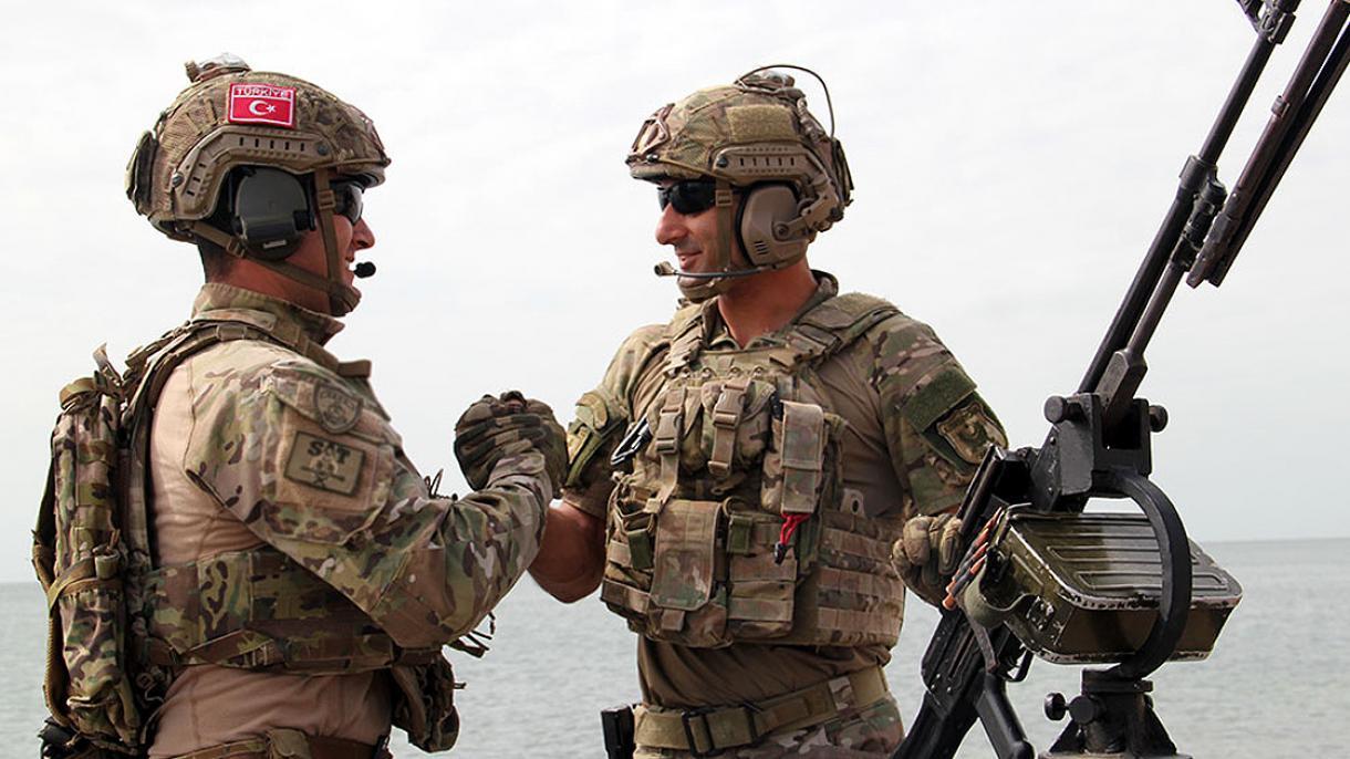Turska i Azerbejdžan organizuju zajedničku vojnu vežbu komandosa