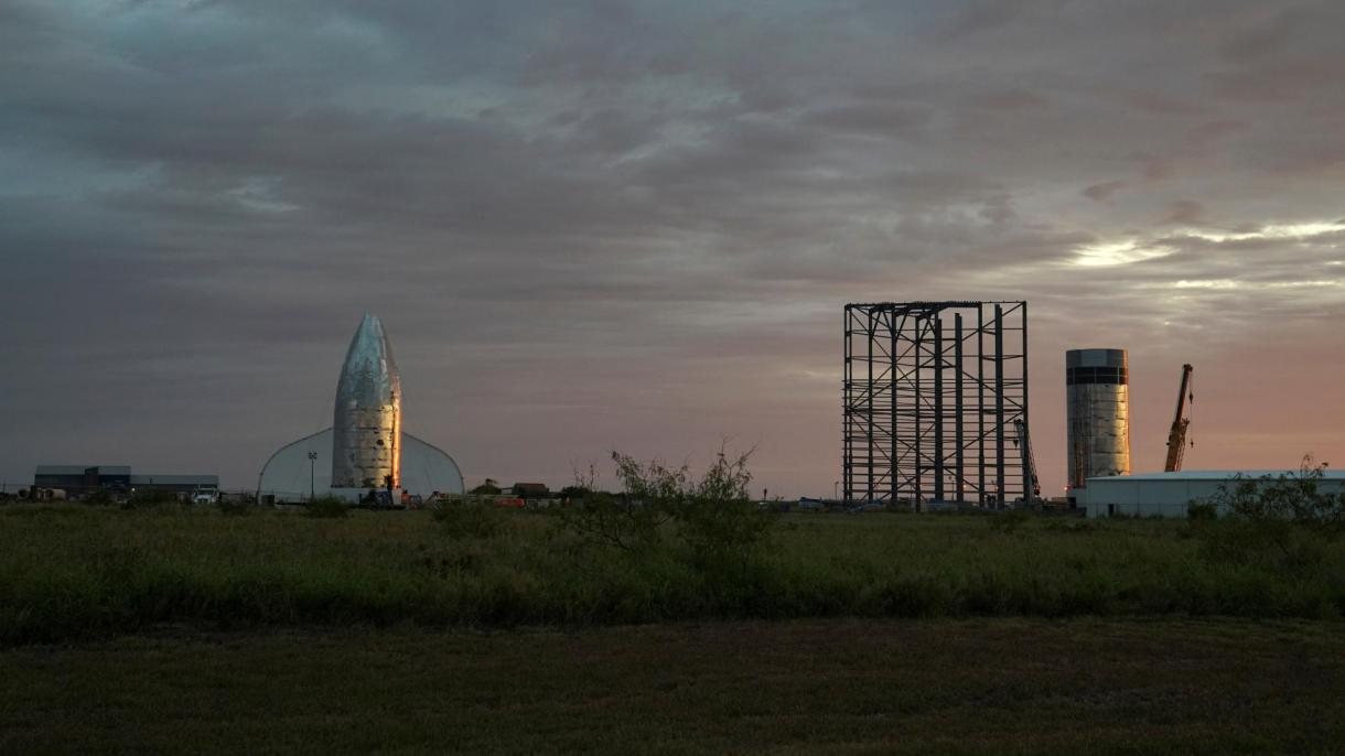 SpaceX Uji Sistem Pencucuhan Pesawat Starship