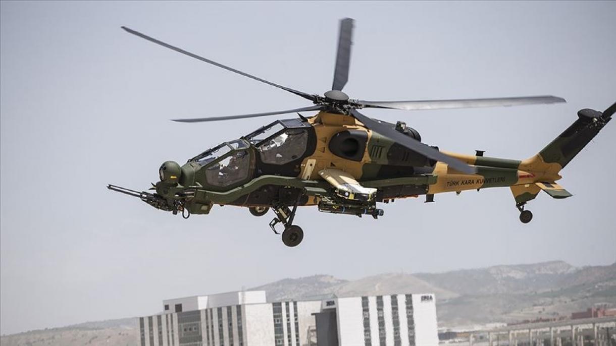 Počela isporukanajmodernije verzije helikoptera Atak snagama sigurnosti