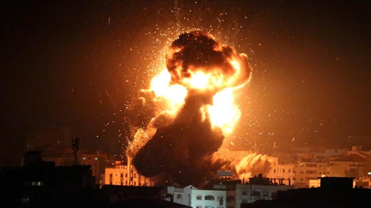 Izraelski avioni ponovo bombardovali Pojas Gaze u Palestini