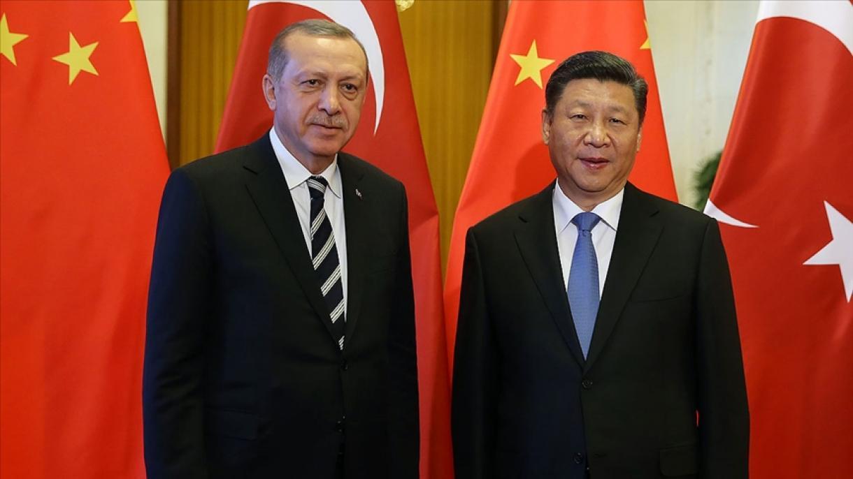 Erdogan i Xi razgovarali o koracima za jačanje bilateralnih odnosa Turske i Kine