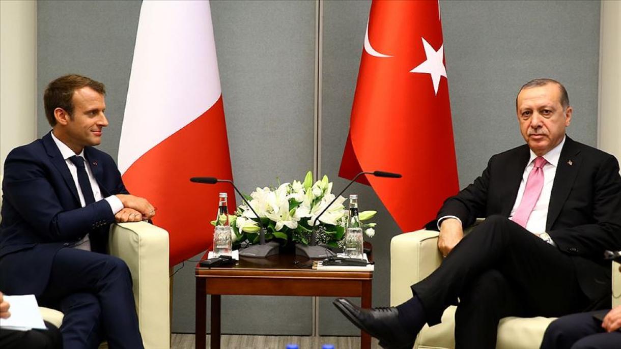 Razgovor Erdogana i Macrona: Turska ne ugrožava druge, neće dozvoliti narušavanje svojih prava