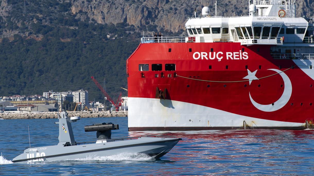 Prezentovano novo tursko vojno čudo - bespilotno borbeno plovilo ULAQ