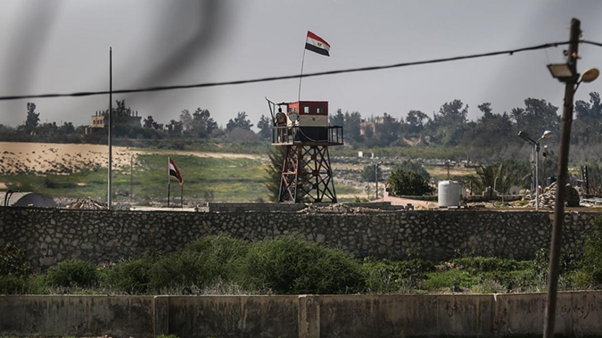 Egipatska vojska srušila pet tunela na granici sa Palestinom