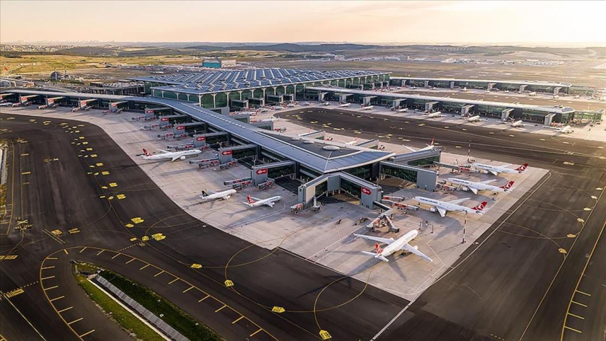 U prvom kvartalu 2021. kroz aerodrome u Istanbulu prošlo 17,7 miliona putnika