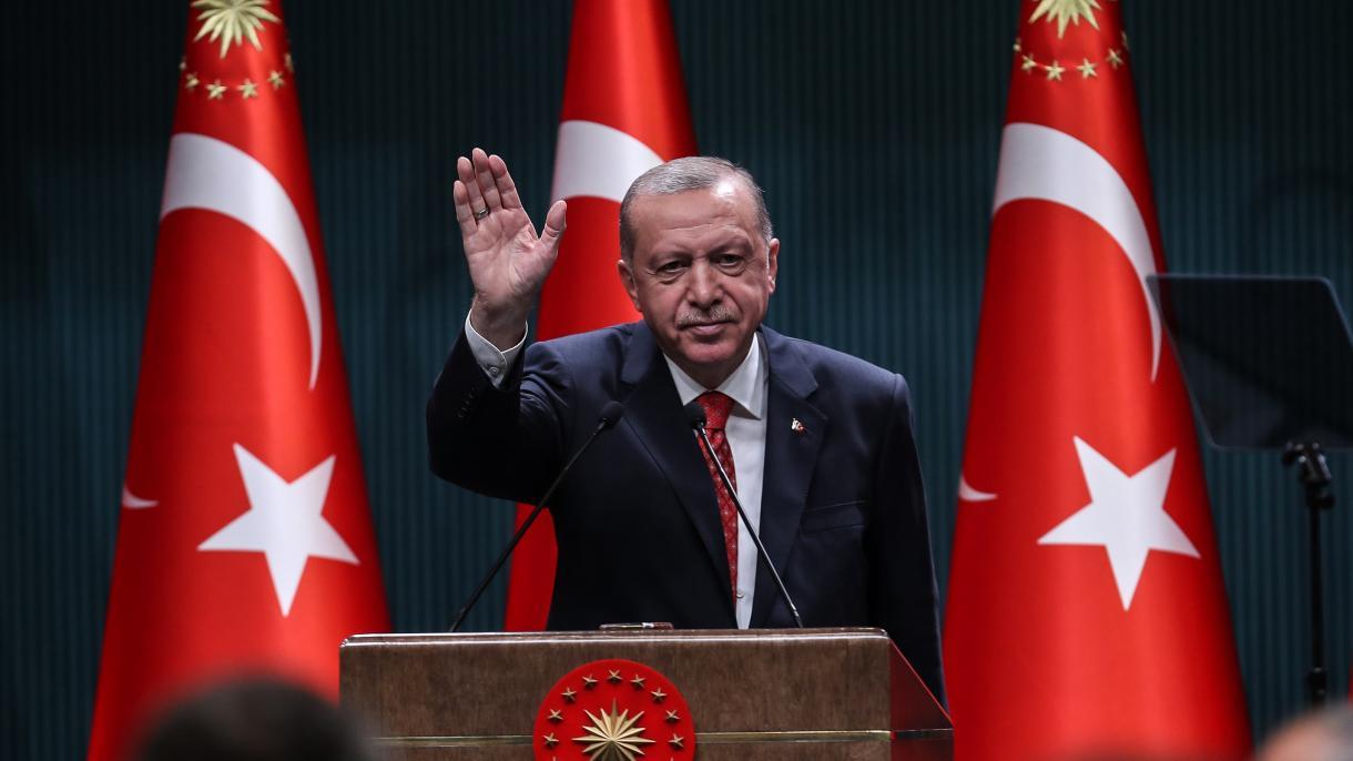 Discorsi Di Auguri Per Natale.Messaggio Di Auguri Per Il Natale Del Presidente Recep Tayyip Erdogan
