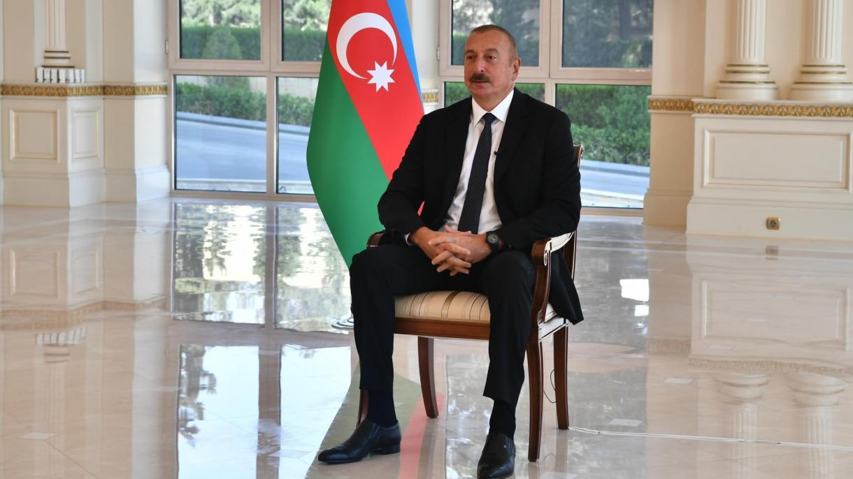 Ilham Aliyev za AA: Armenija treba ulagati više napora za normalizaciju odnosa sa Azerbejdžanom