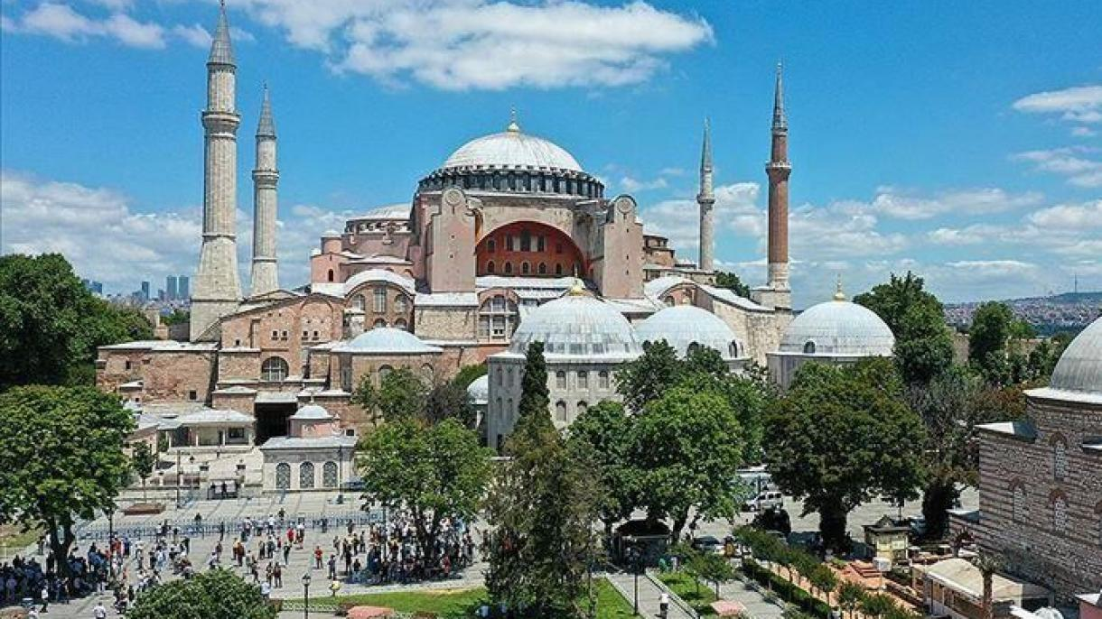 Korner: Ne mogu shvatiti da jedan vjernik može biti tužan što je Aja Sofija ponovo postala džamija