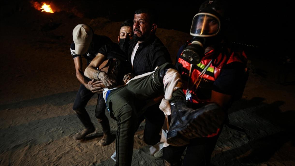 Izraelske snage ubile jednog, a ranile 15 Palestinaca