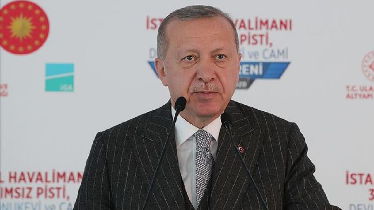 Erdogan: Aerodrom Istanbul je ponos Turske i jedan od simbola ...