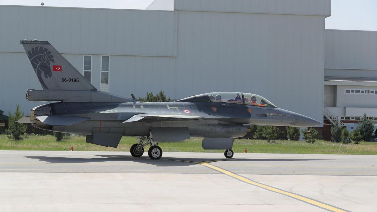Turska uspješno započela projekt: Prvi modernizovani avion F-16 Block-30 vraćen u službu