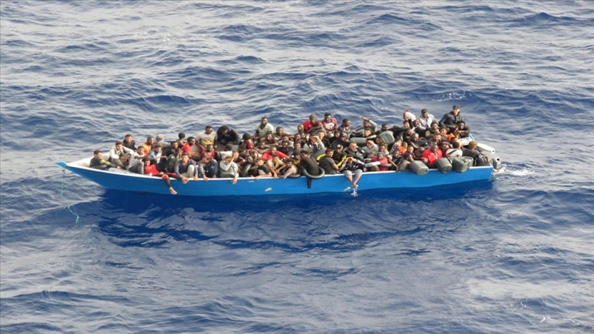 Uvodama Mednina smrtno stradalo 17 migranata