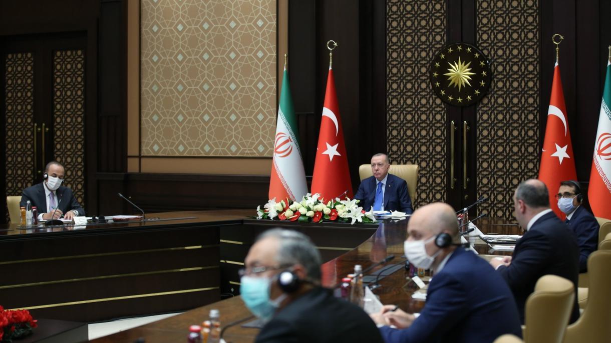 Turska i Iran saglasni da poduzmu korake protiv terorista PKK