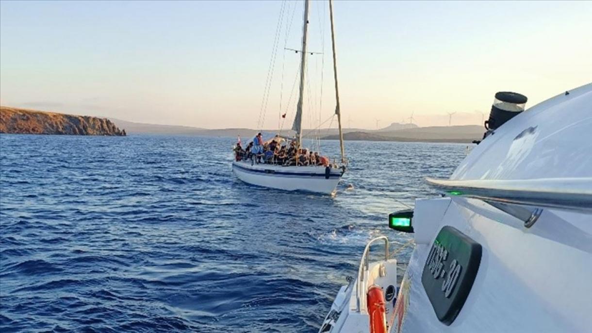 Turski timovi spasili 388 migranata