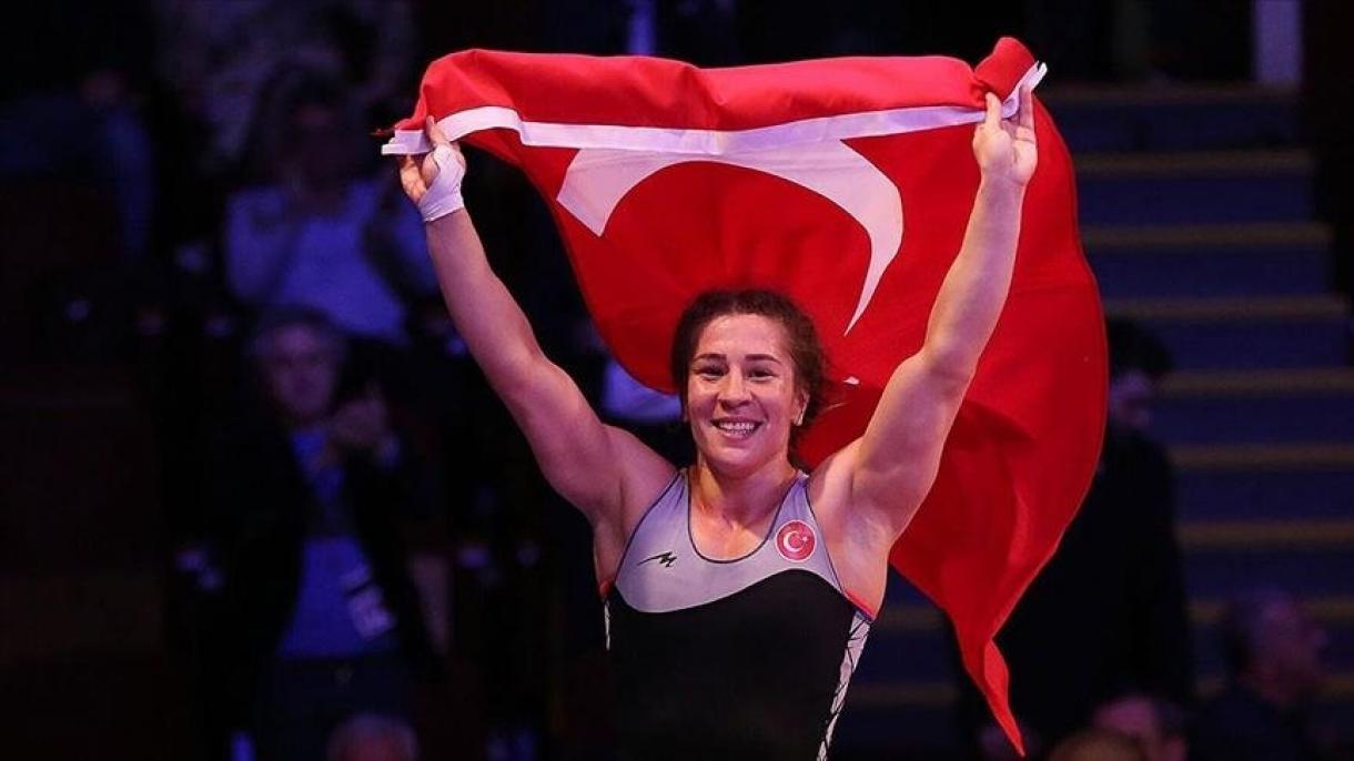 Turska hrvačica Yasemin Adar bronzom ušla u historiju Turske