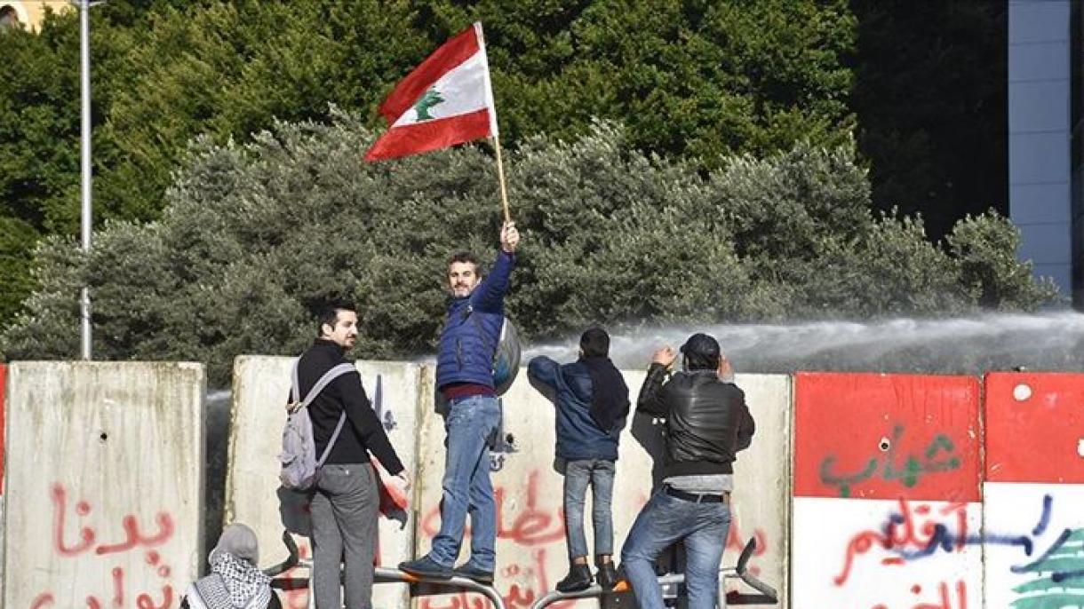 Líbano: manifestações contra o alto custo de vida no país