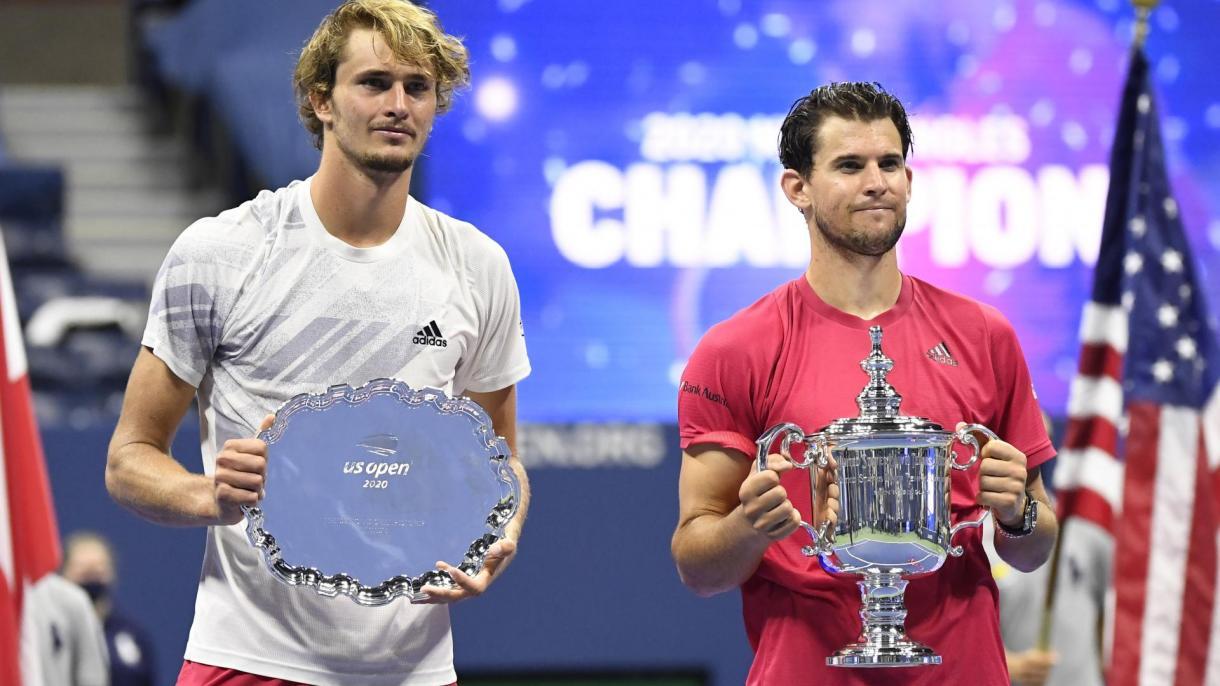 El austriaco Dominic Thiem se lleva su primer grande en un US Open marcado por la descalificación de Djokovic