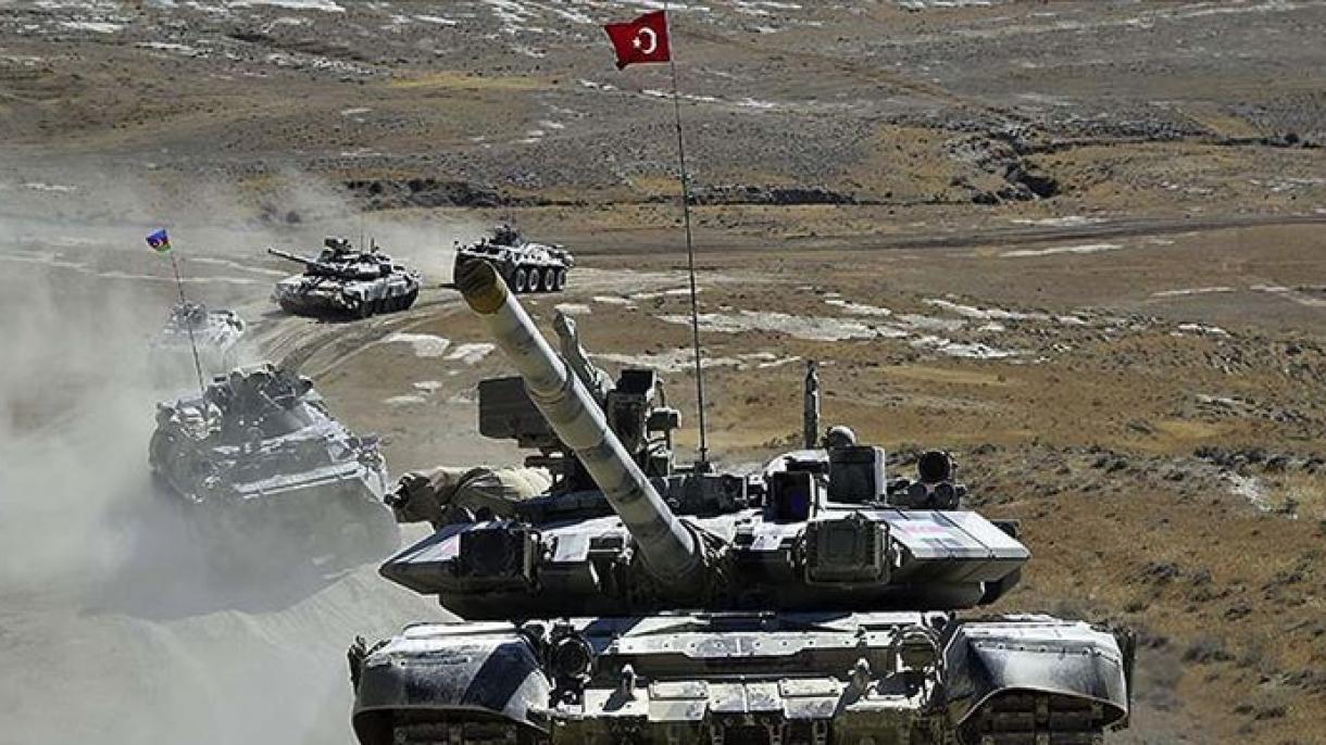 国防省がアゼルバイジャンへの励ましのビデオをシェア
