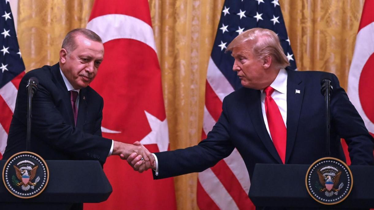 Erdoğan Ingatkan Trump Bahawa Bukan Turki yang Timbulkan Ketidakstabilan di Mediterranean Timur