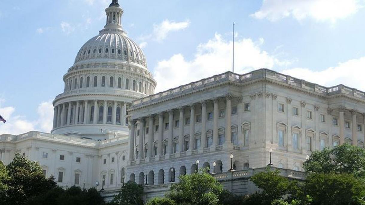 米上院、シリア政府とその支持者への追加制裁法案可決