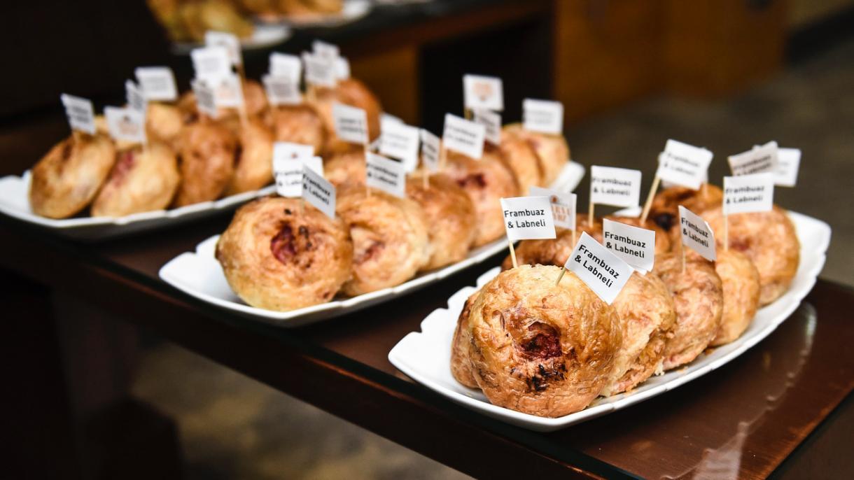 Boyoz, el sabor peculiar a Izmir, se presenta a los mercados de EEUU y Europa