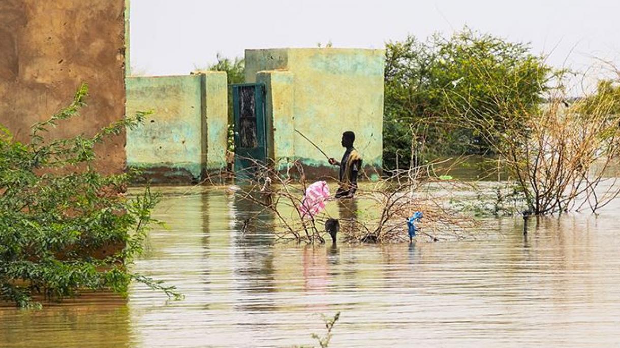Bencana Banjir di Sudan Ragut 93 Nyawa