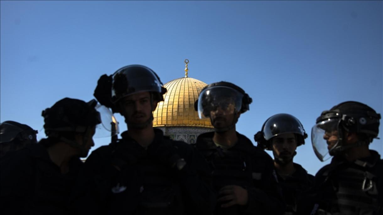 Bastisjet izraelite në Xhaminë Al-Aksa nuk kanë të ndalur