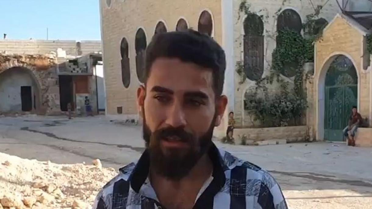 Warga Syria di Idlib Berterima Kasih Kepada Tentera Turki