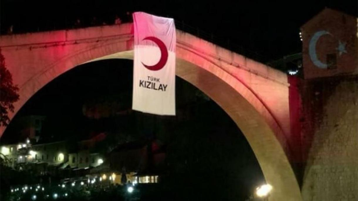 Crveni polumjesec Turske donirao 1.000 kilograma kurbanskog mesa