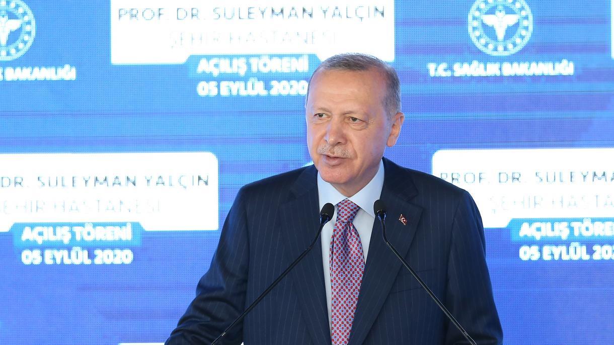 Erdogan: Turska je sposobna da podere i baci sve nemoralne karte i dokumente koji joj se nameću