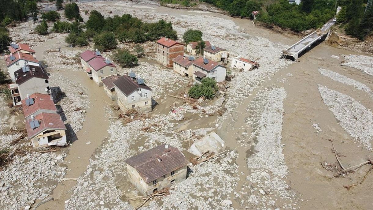 Turska: U poplavama u crnomorskoj regiji poginulo 77 osoba
