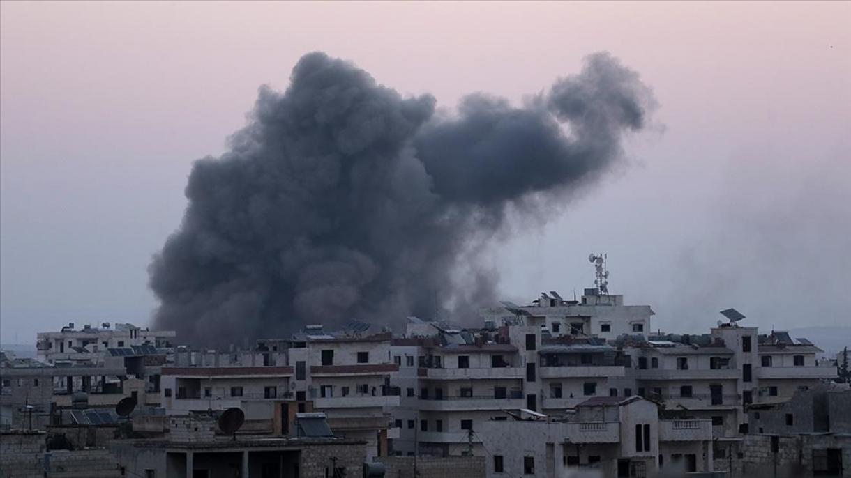 Rusija izvela 15 zračnih napada na Idlib