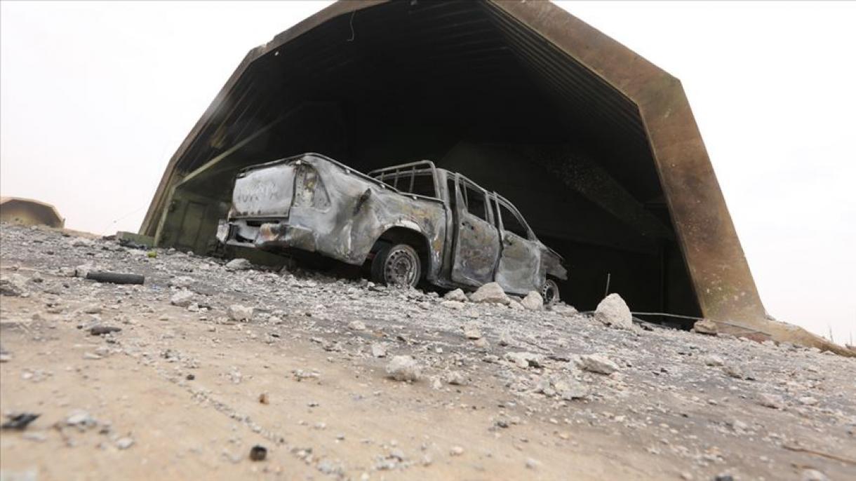 Vojska Libije uništila 13 oklopnih vozila Haftarovih snaga