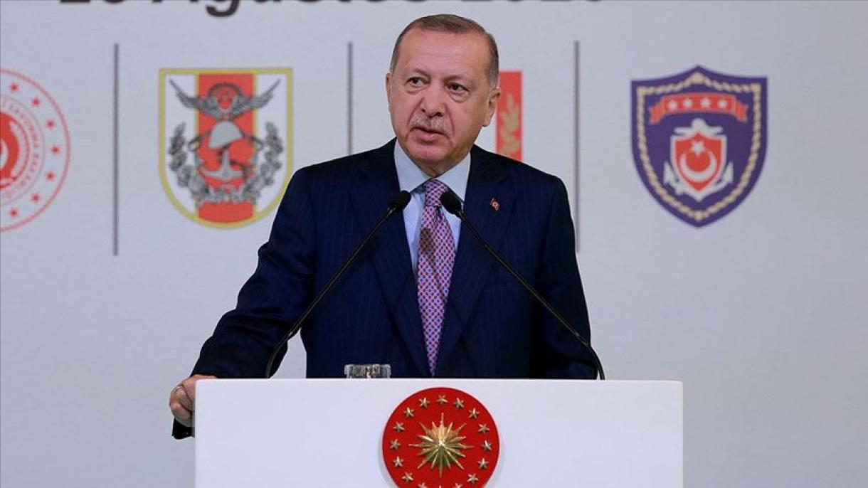 Erdogan: Turska među deset zemalja u svetu koje proizvode vlastite ratne brodove