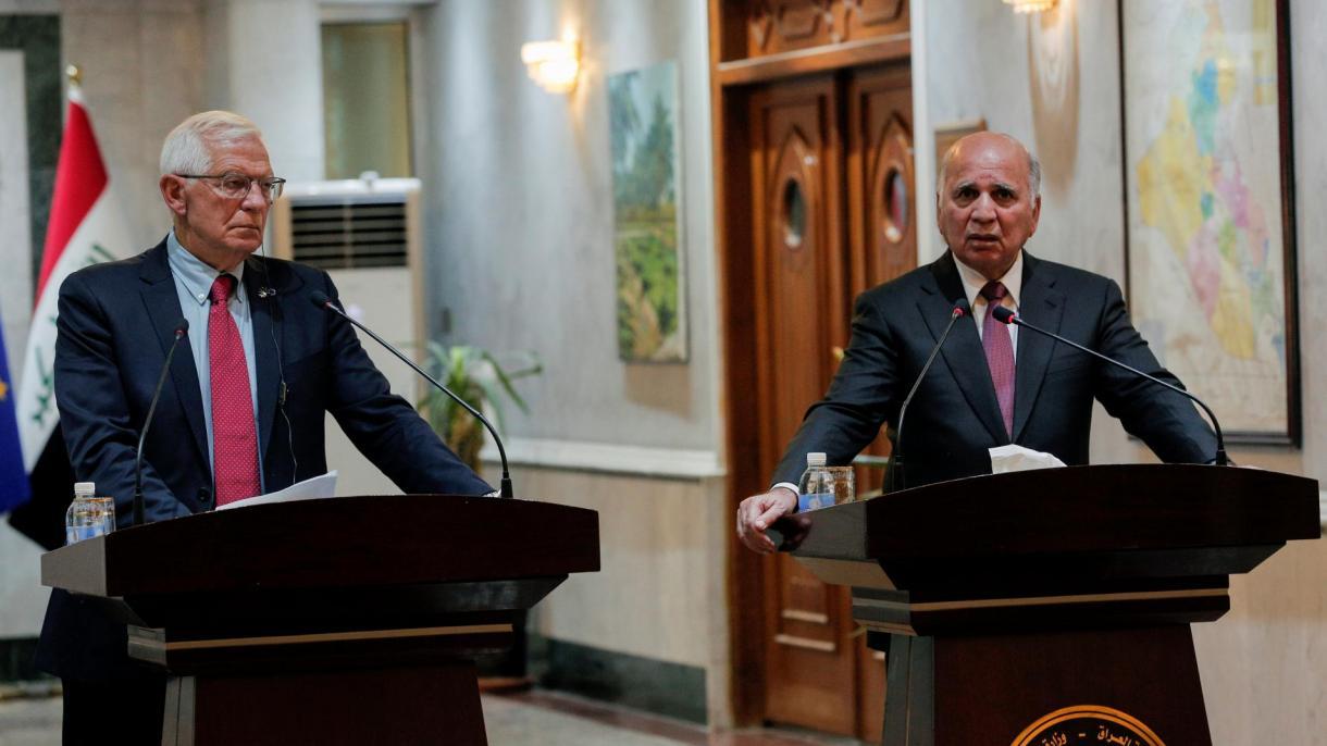 Borell poručio iz Bagdada: EU ima snažno partnerstvo s Irakom
