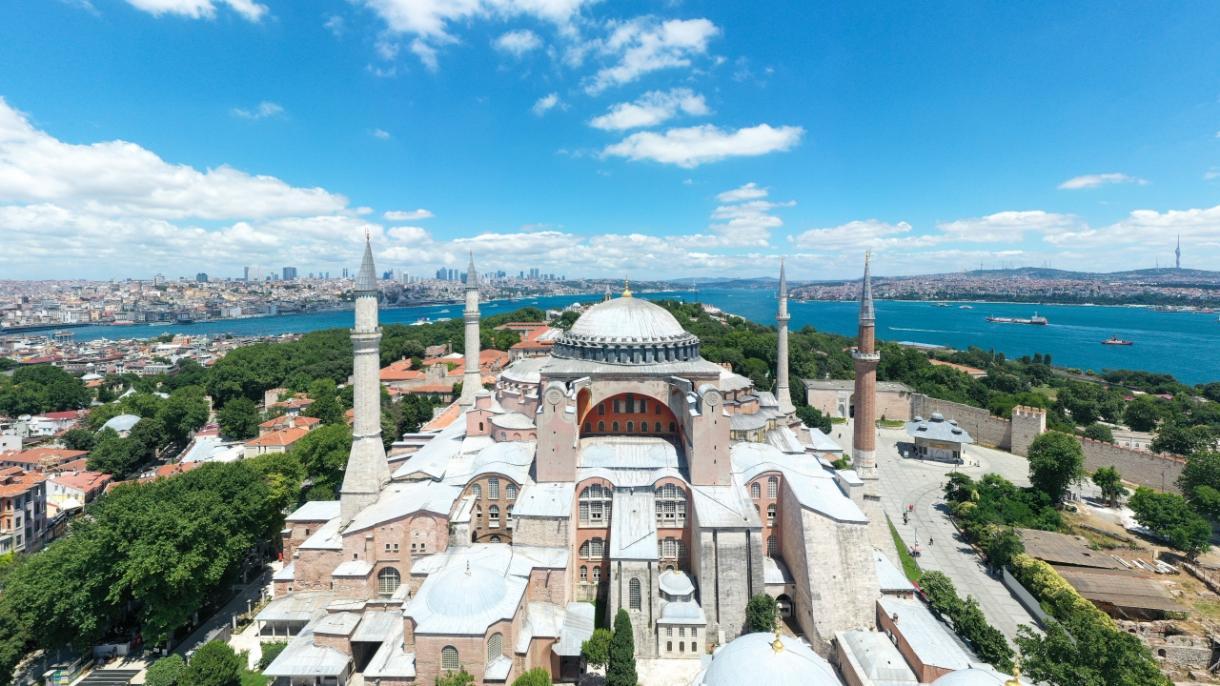 """Zamjenik ministra vanjskih poslova Rusije: """"Džamija Ayasofija je unutrašnje pitanje Turske"""""""